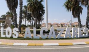 Los Alcazares Sign