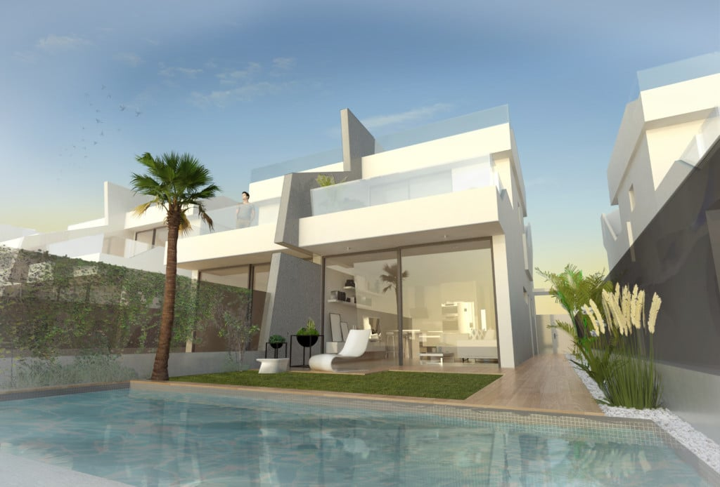 Panorama Luxury Villas Ph. 2  Los Alcazares