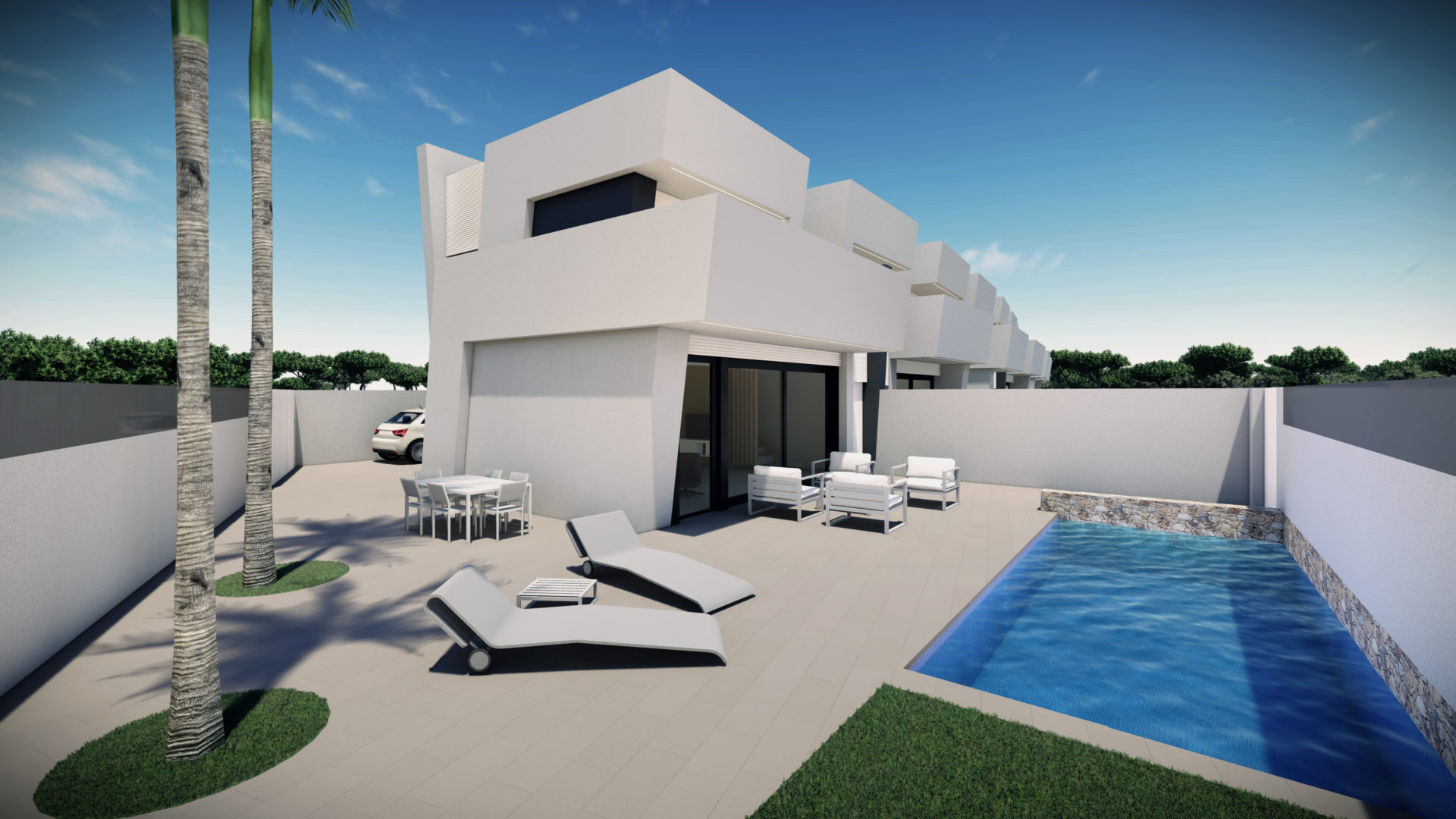 Ribera Nature Semi Detached Villas Phase 2