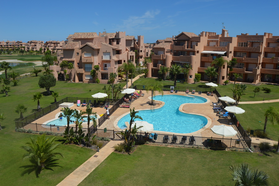 Mar Menor Golf Resort Penthouse 12