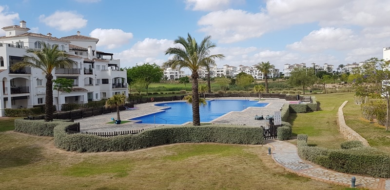 BANK PROPERTIES –  Hacienda Riquelme Golf Resort