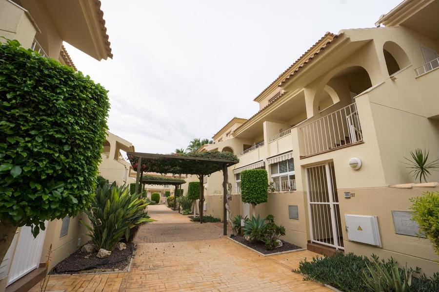 Residencial Albatros Penthouse –  Los Alcazares