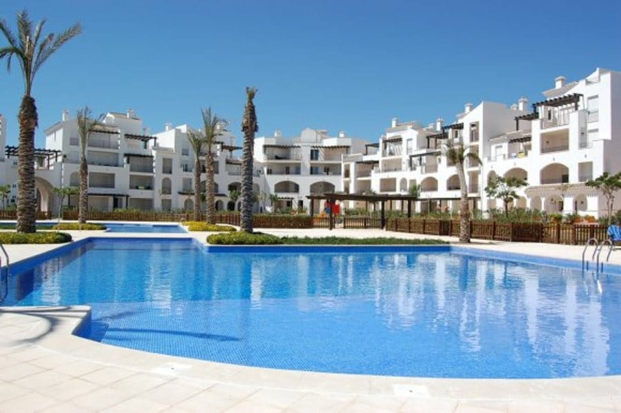 2 Beds 1 Bath Apartment Terrazas de La Torre