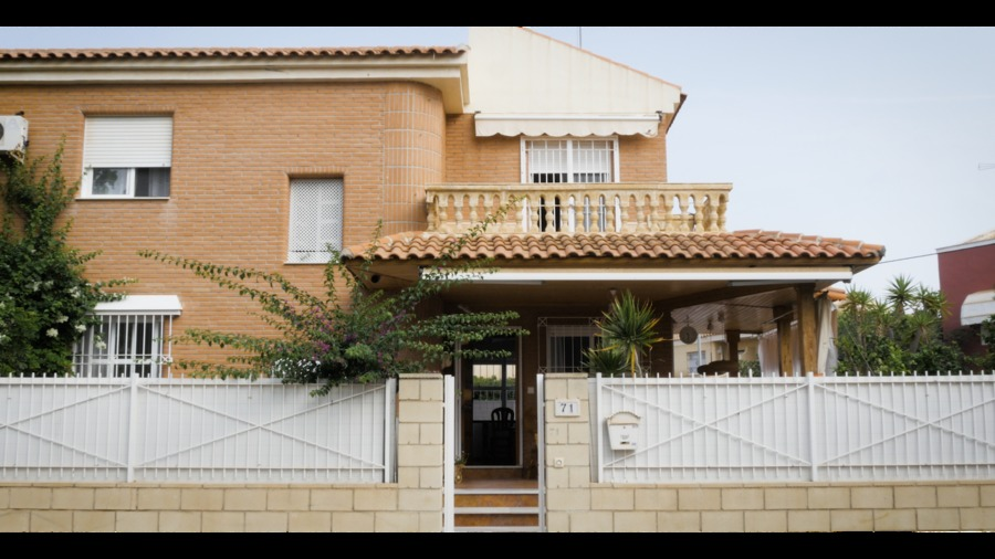 Mar Menor Semi Detached Villa – Los Alcazares