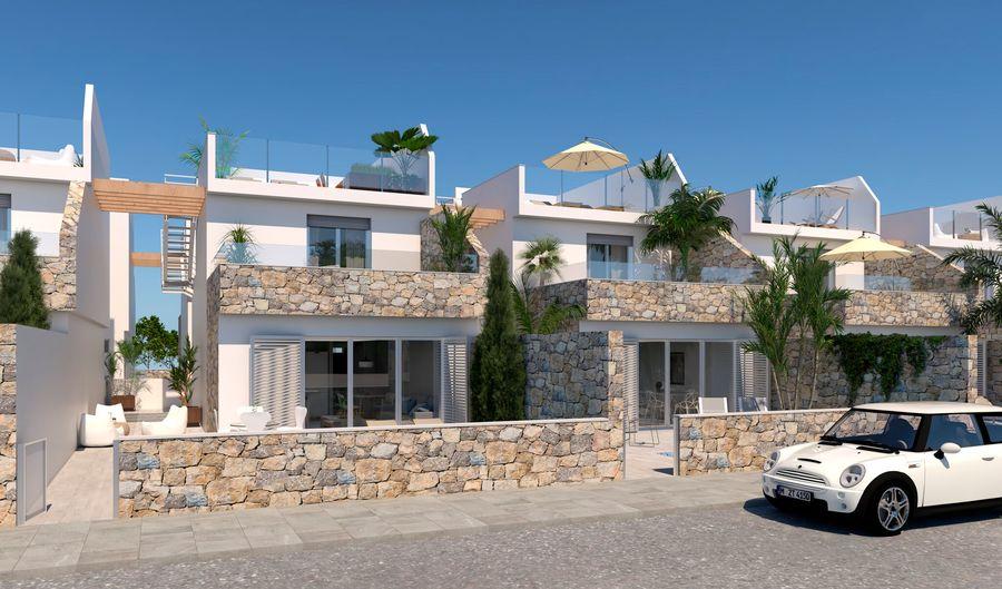 Los Alcazares Detached Villa with Private Pool