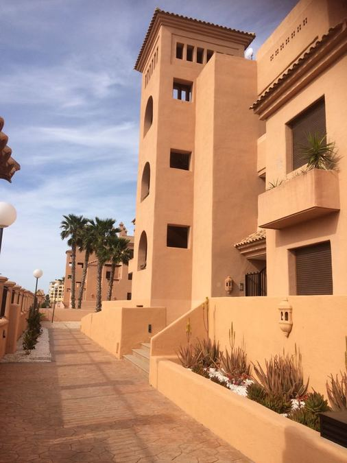 Apartment Located Close to La Serena Golf Course, Los Alcazares