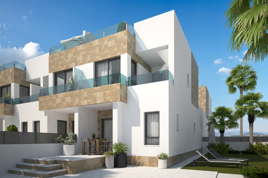 Modern Town House in Villamartin 8