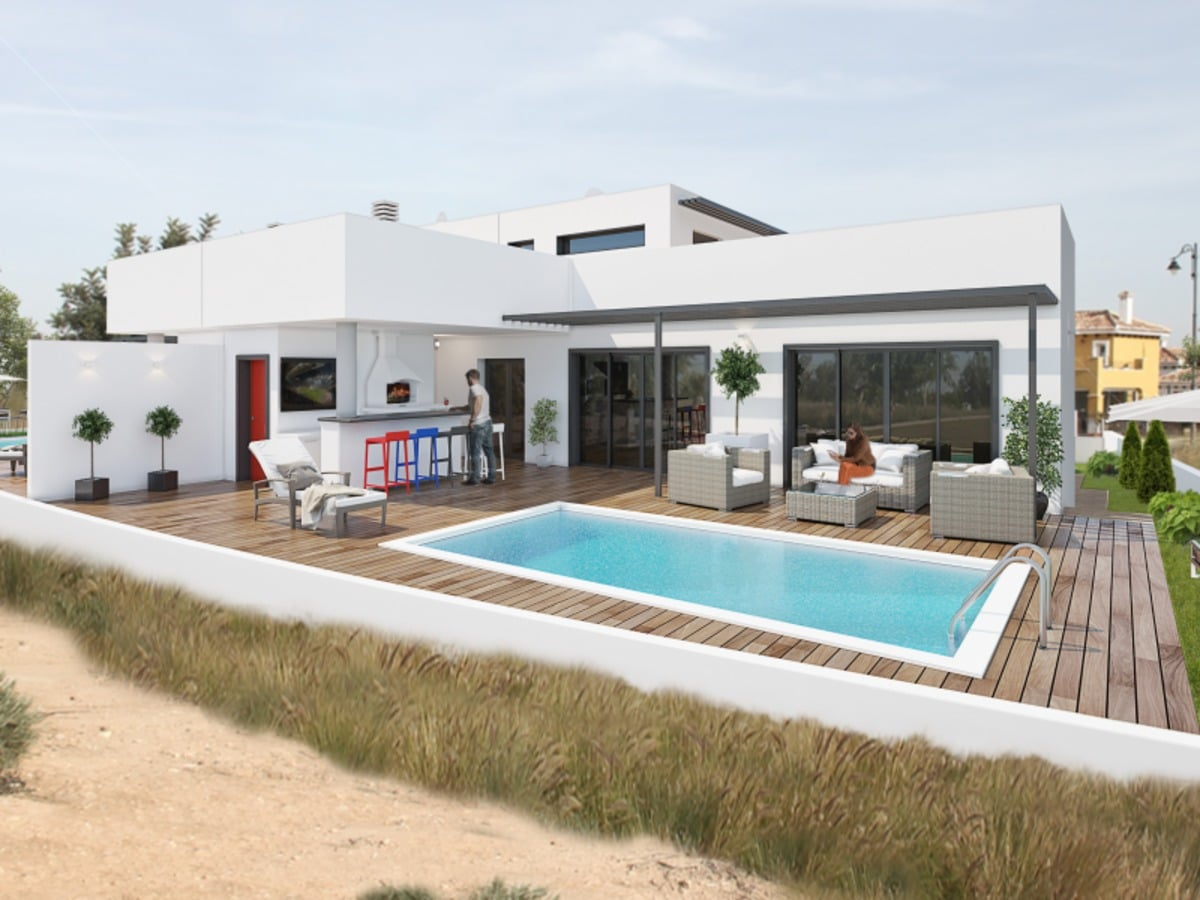 Luxury Mar Menor Golf Resort Villa