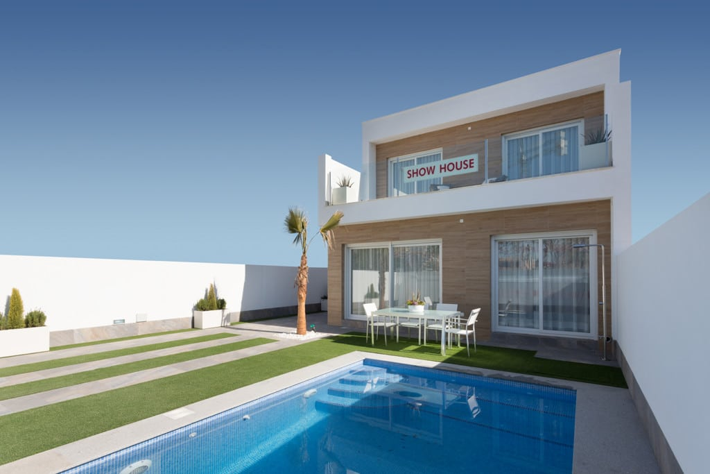 Palmeras Gold Detached Villas – San Pedro del Pinatar