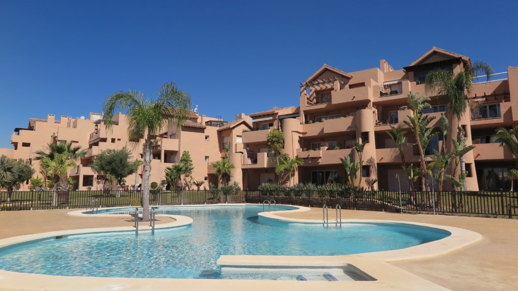 Mar Menor Golf Resort Melvin Apartments