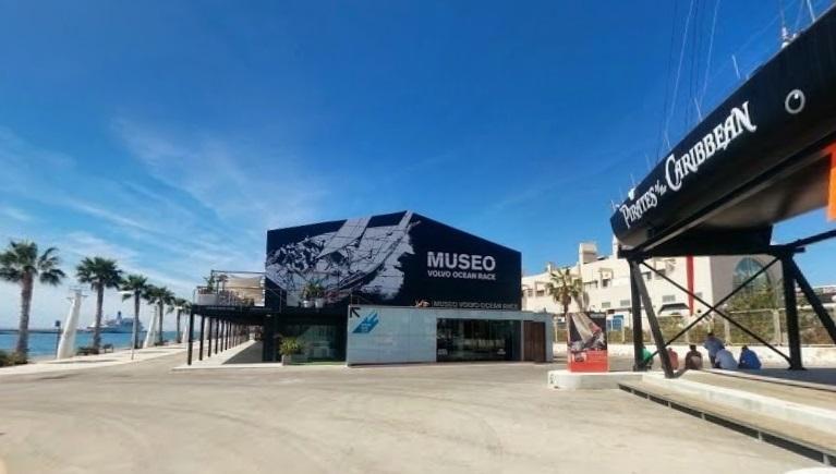 Museo Volvo Ocean Race. Alicante