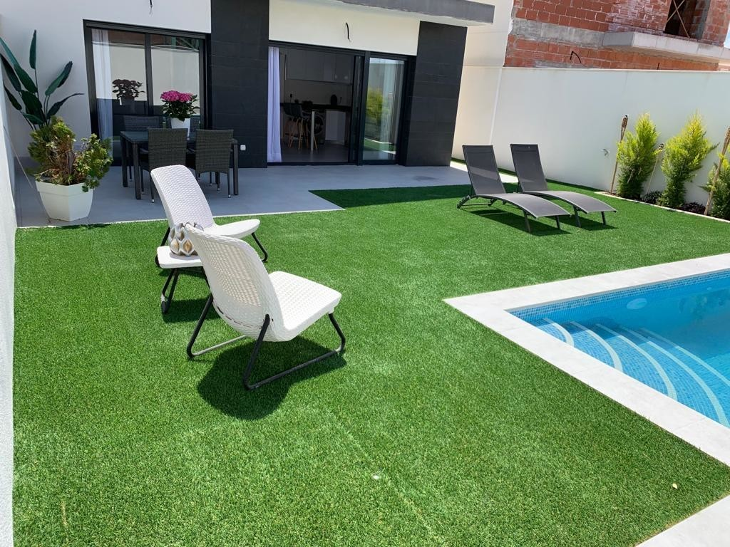 RESIDENTIAL GREEN & SEA – LUXURY VILLAS, LOS ALCAZARES