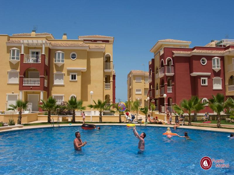 Resd.Puerto Marina Apartment – Los Alcazares
