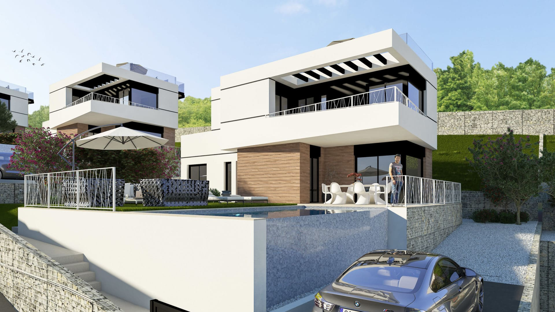 Luxury Villas – Residential Castellets, Balcón de Finestrat