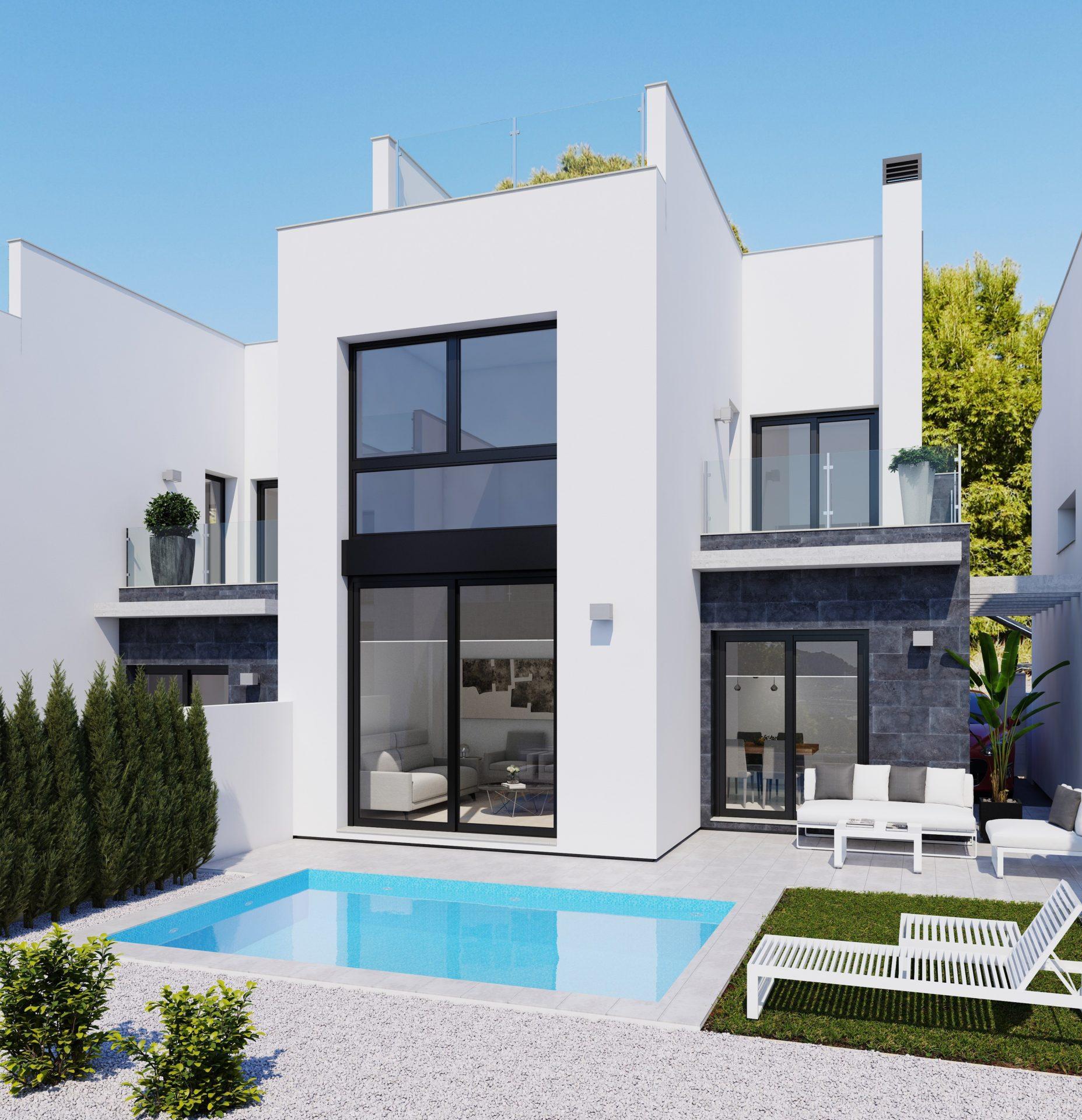 Tindra Homes El Mirador Phase 2 Villas