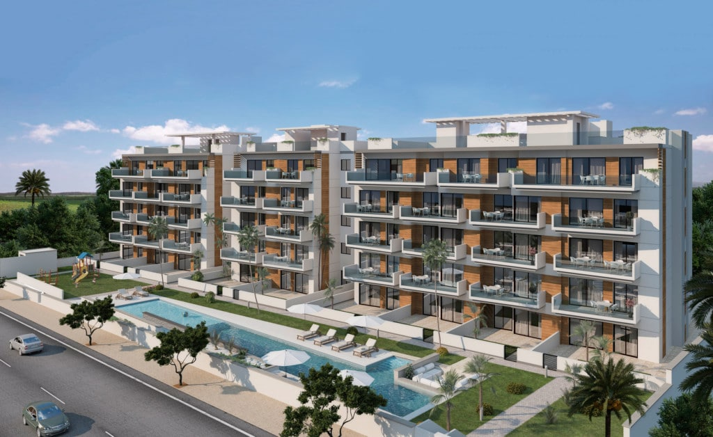 Guardamar Mare Nostrum 2 Bedroom 2 Bathroom Apartment 2