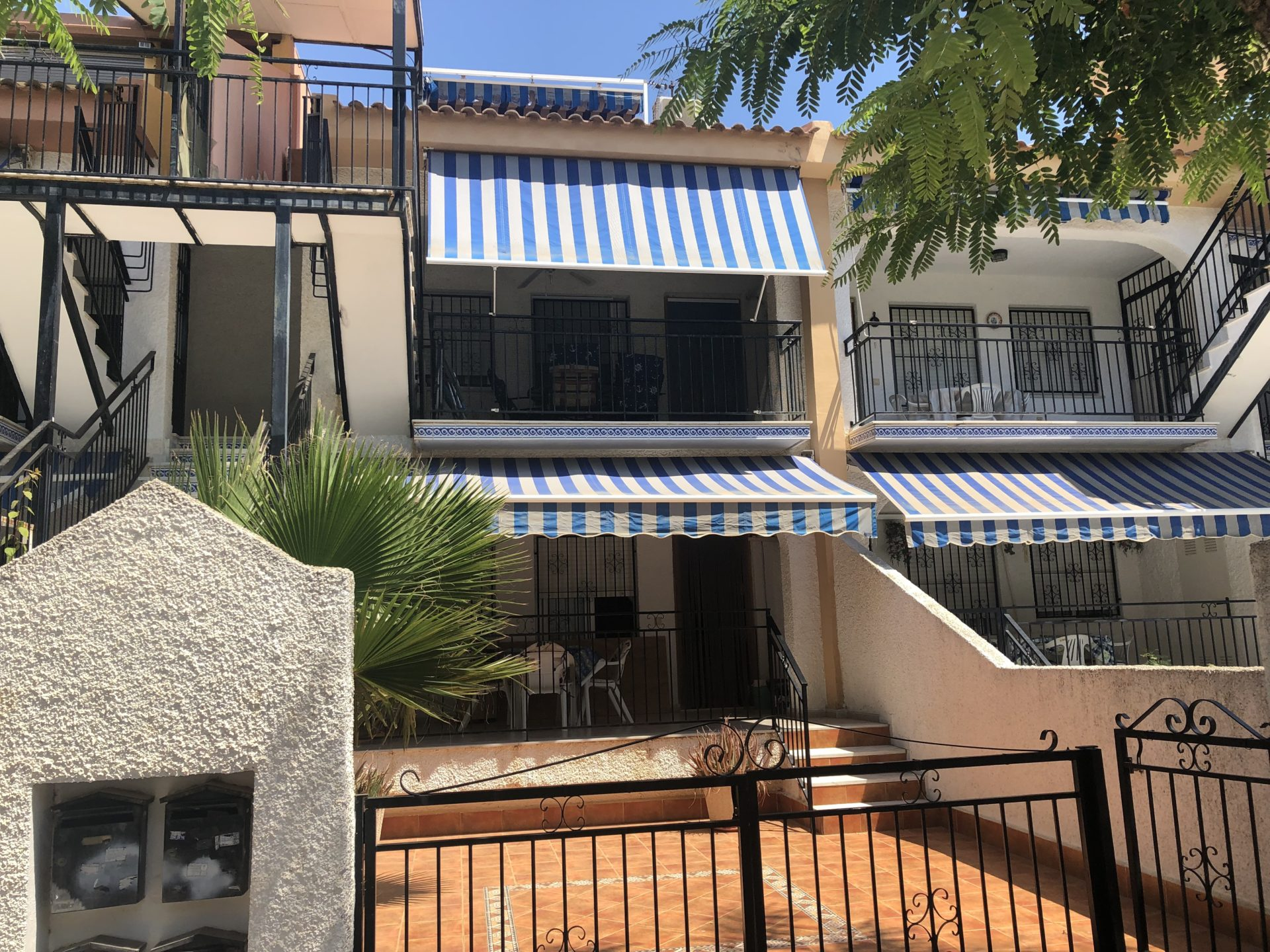 Ground Floor Apartment 100mtrs from the Mar Menor