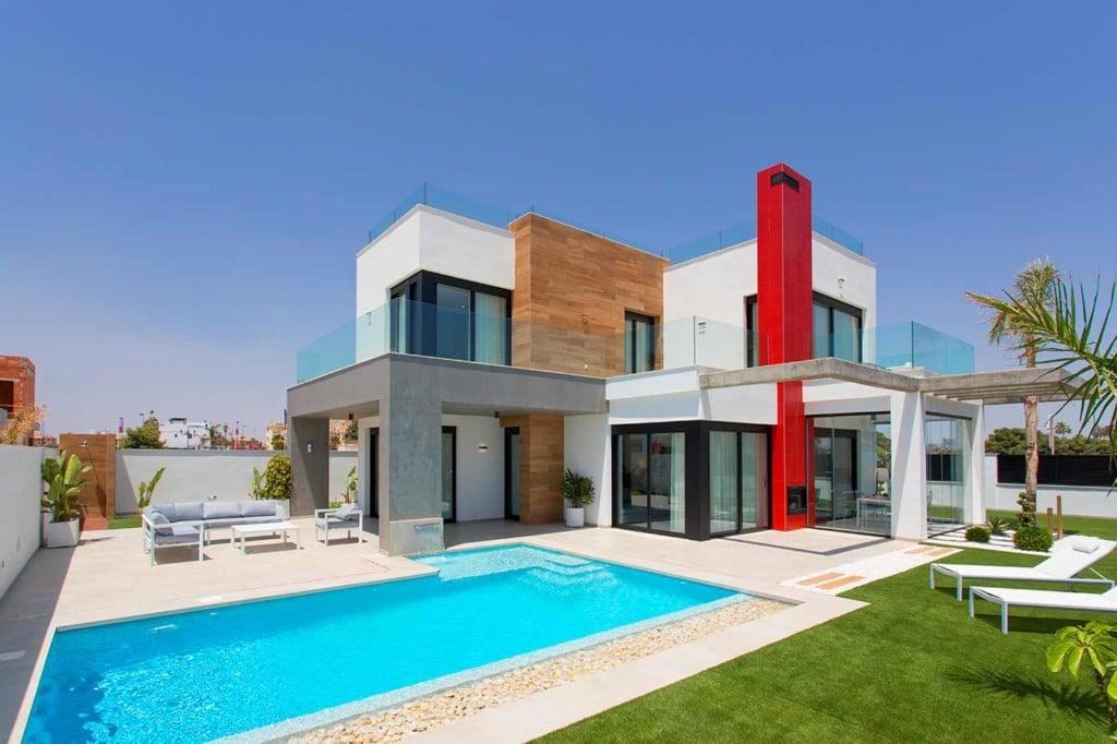 Luxury Los Alcazares Villa 1