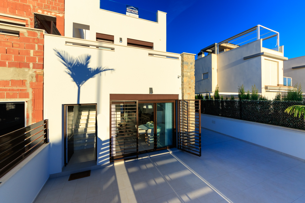 Residencial Bahia Homes Duplex Townhouses Torrevieja