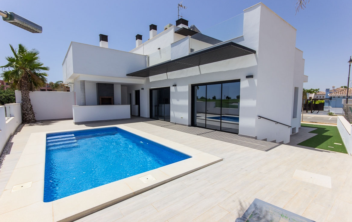 Luxury Mar Menor Golf Resort Villa 4