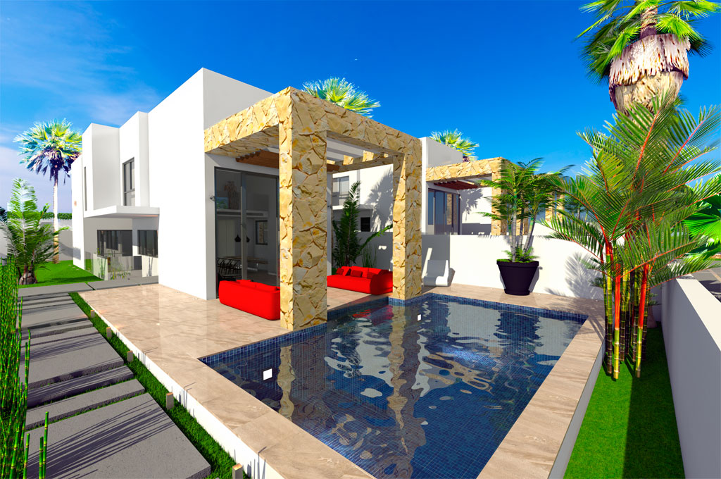 3 only Superb Infinity Villas Torre del Moro