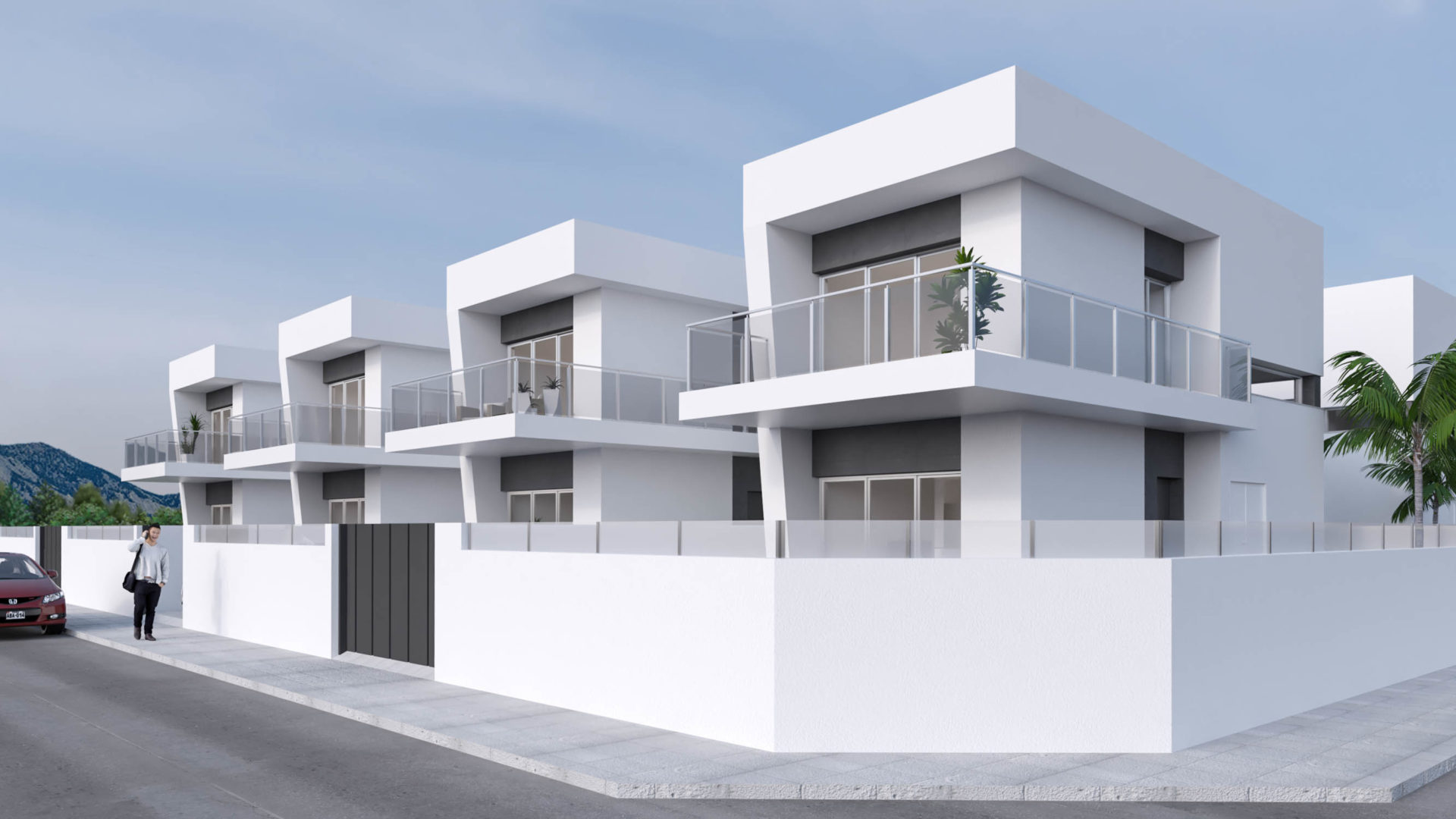 Daya Vieja 3 Bedroom Villas with Private Pool