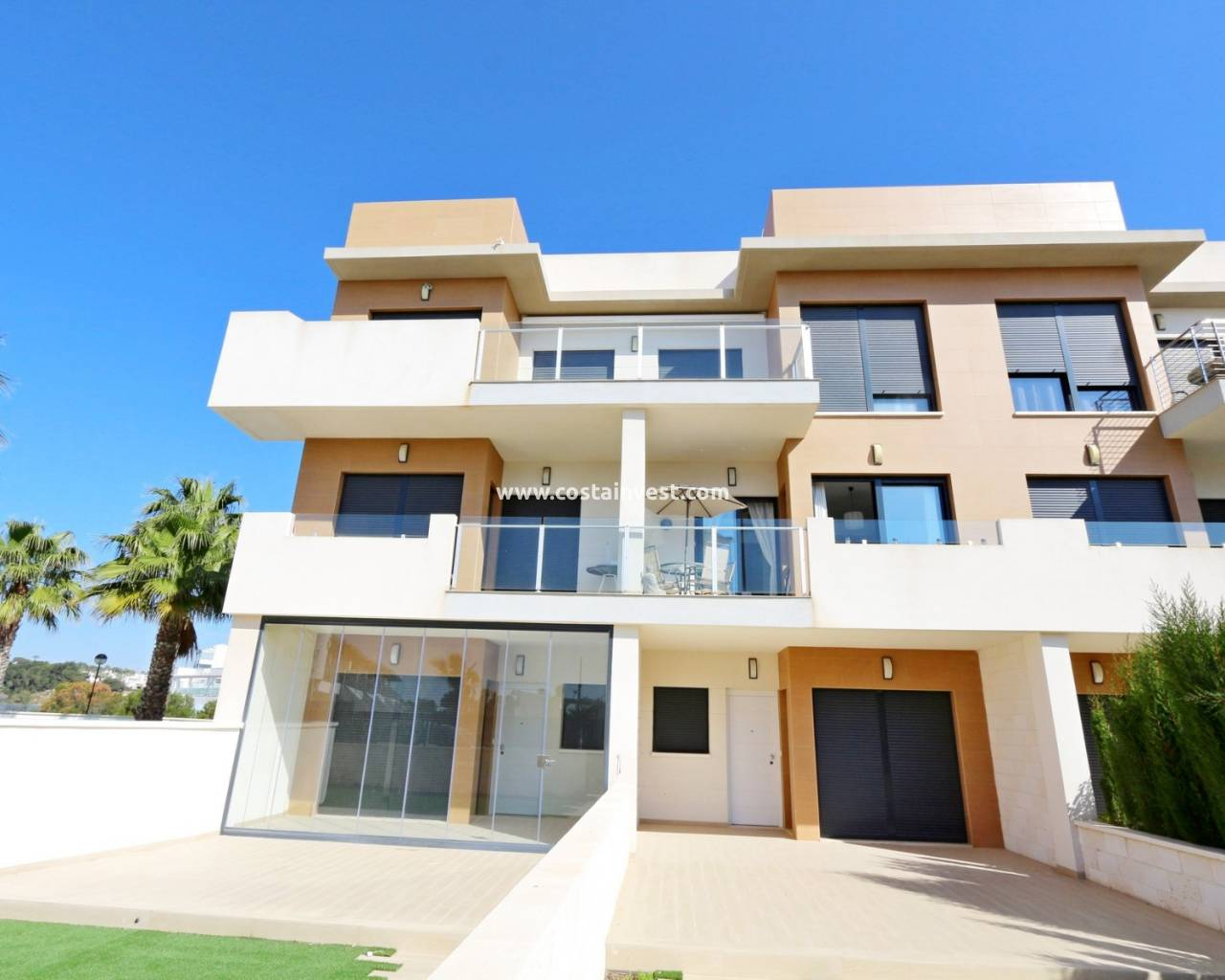 2 Bedroom 2 Bathroom La Zenia Apartment