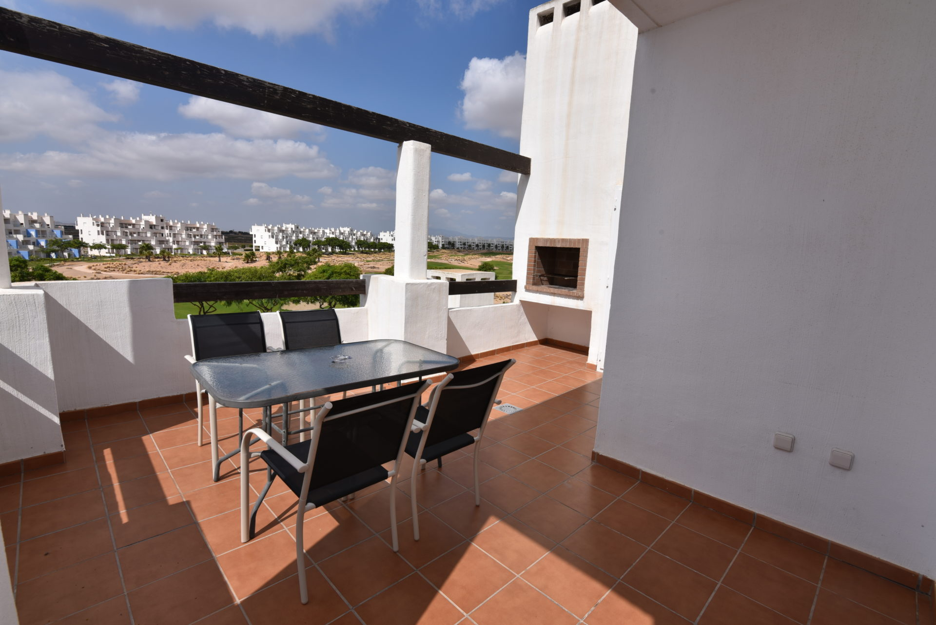 South Facing Penthouse on Terrazas de la Torre 3