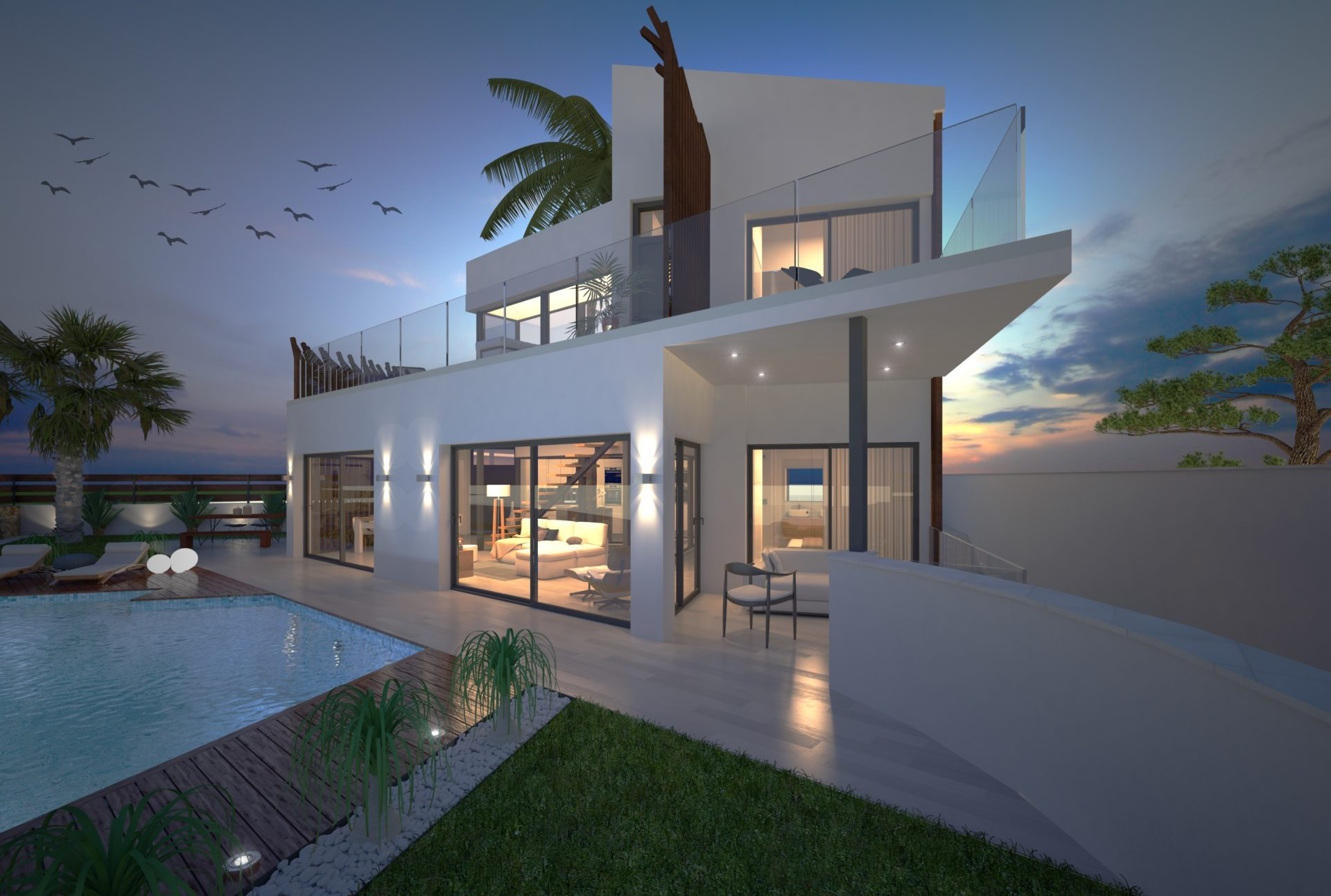 Lo Romero Luxury 4 Bedroom Villa 1