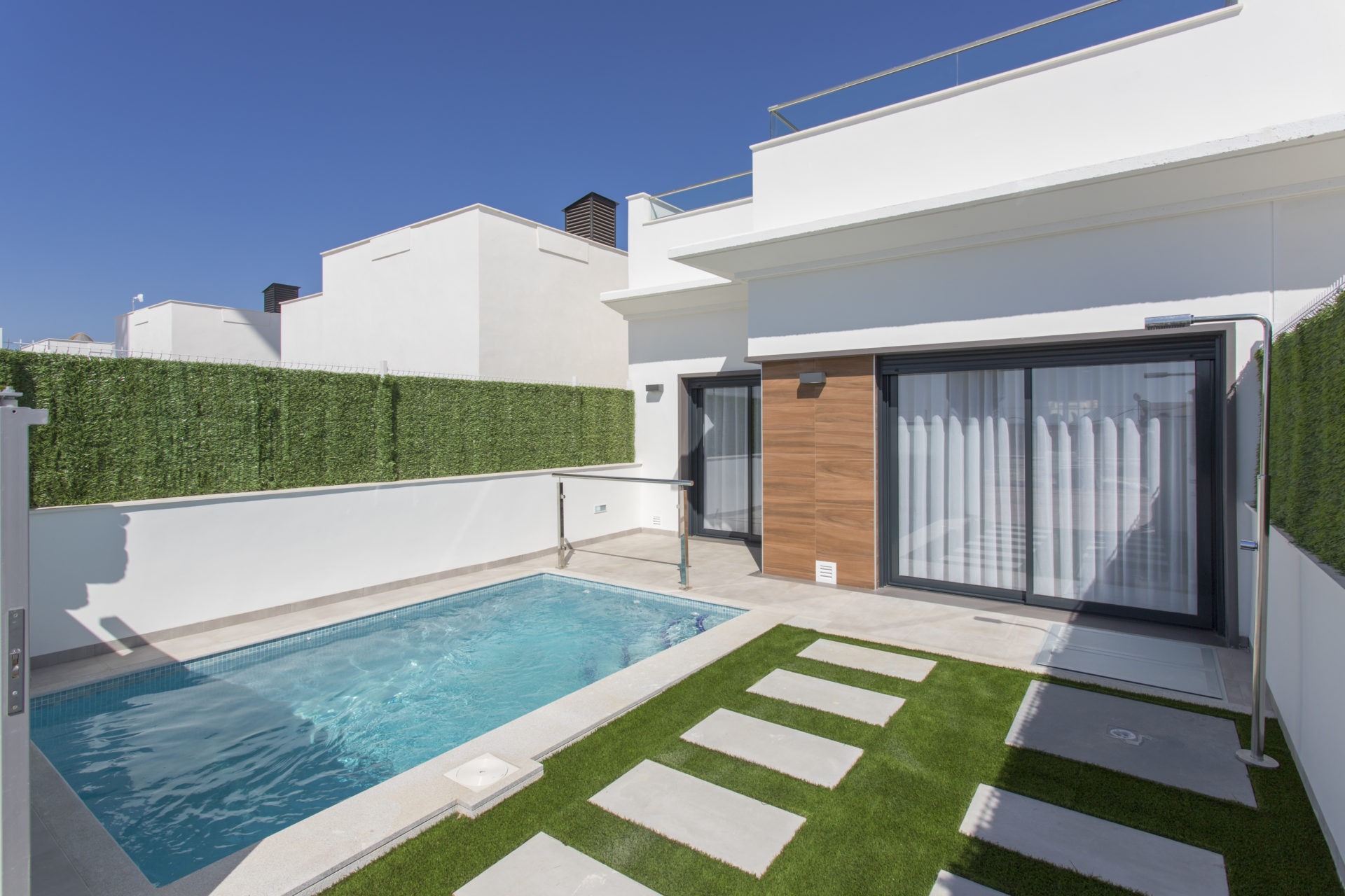Roda 2 Bedroom semi-detached Villa with Private Pool