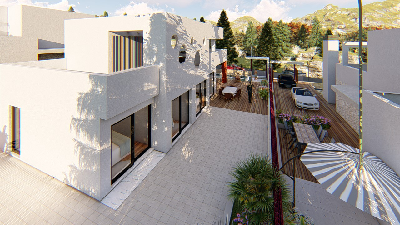New Launch – 12 Only! Villas in Sun Rise Bay, Finestrat 2