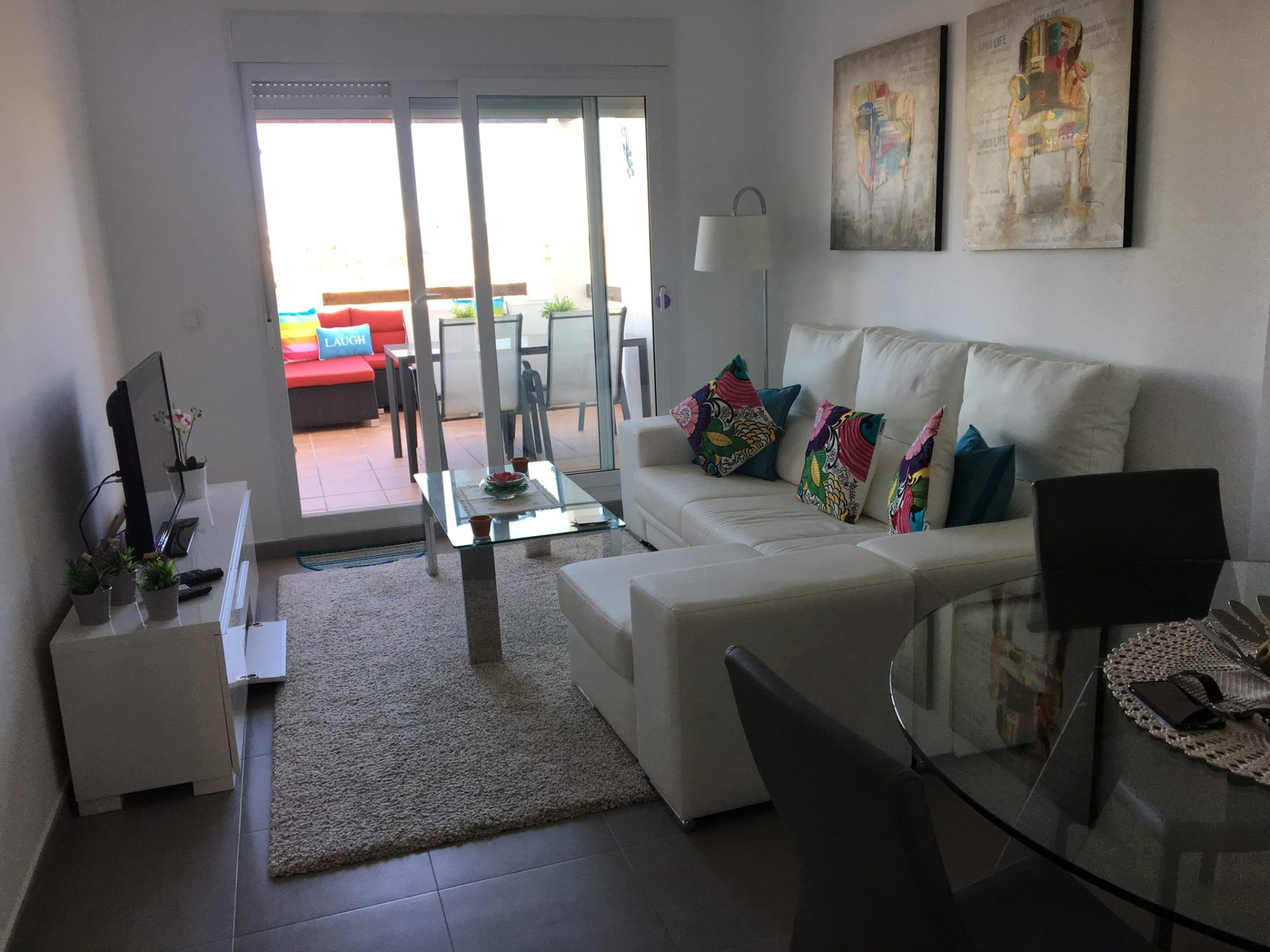 Exceptional First Floor Apartment on Las Terrazas de La Torre