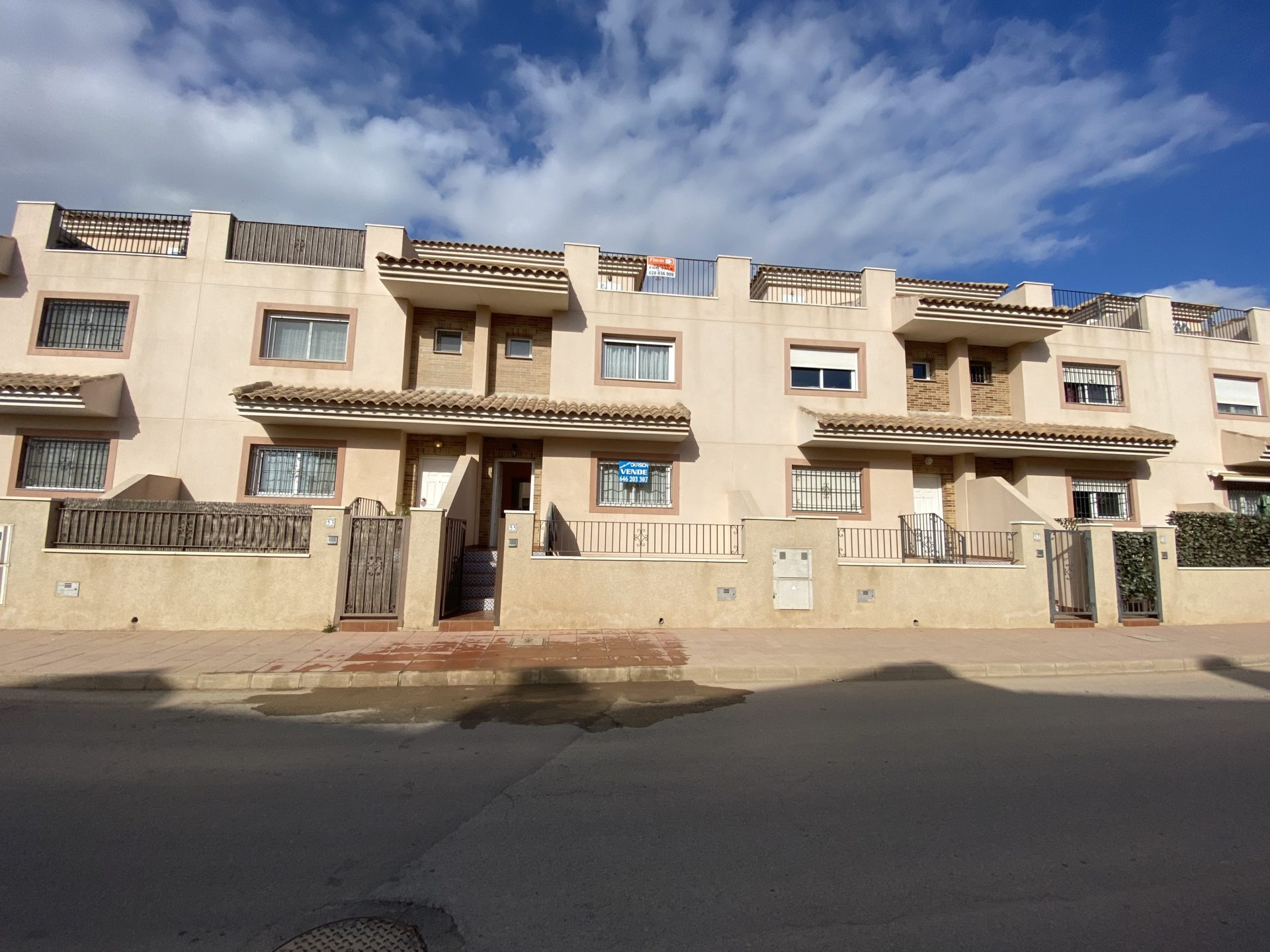 4 Bedroom Townhouse in San Javier