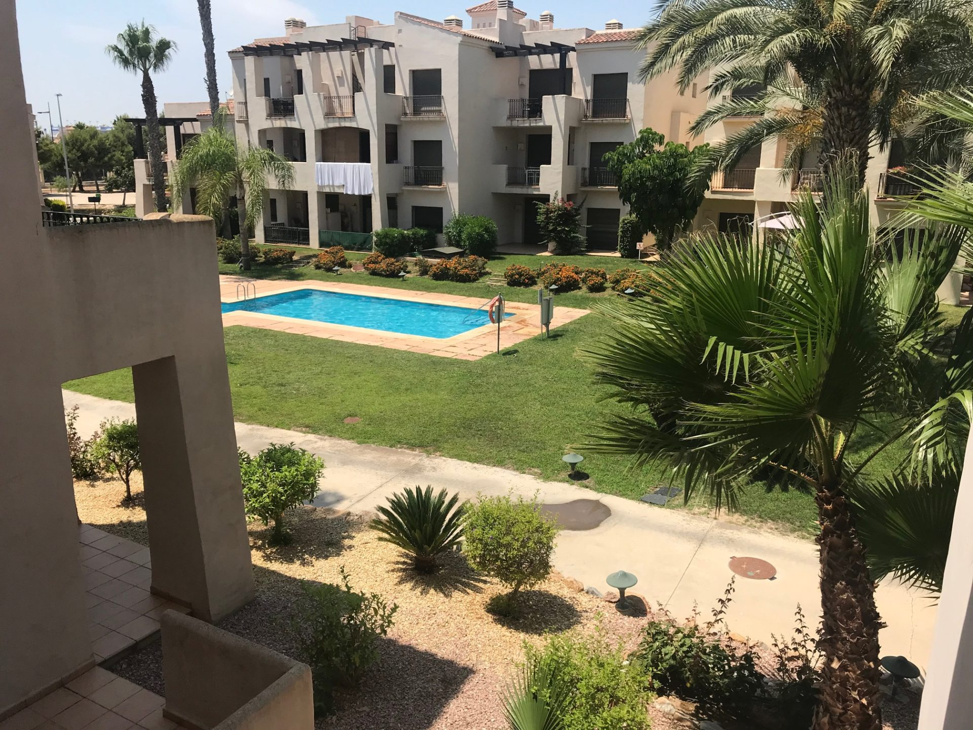 Superbly presented 2 Bed 2 Bath 2nd Floor Apartment Roda Golf Phase 1