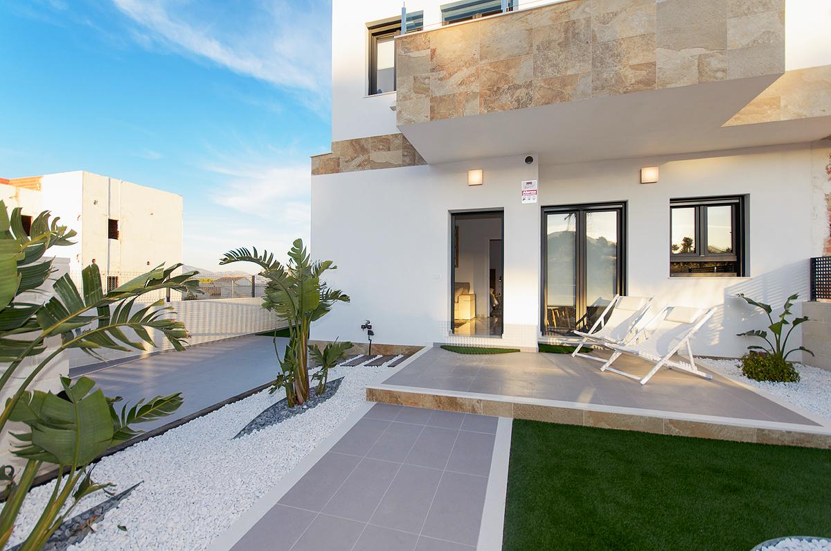 Stunning Location 3 Bed 3 Bath Don Benito Villas Altos de Polop 1