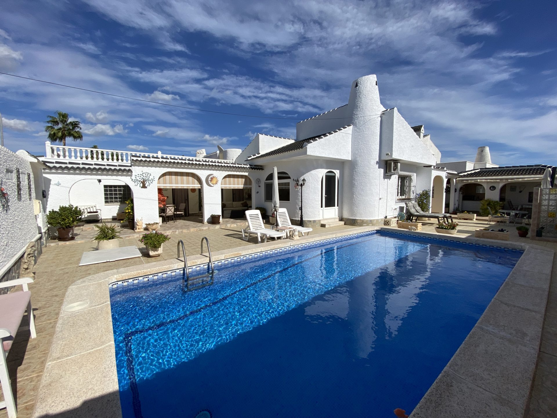 4 Bedroom Villa in Los Alcazares