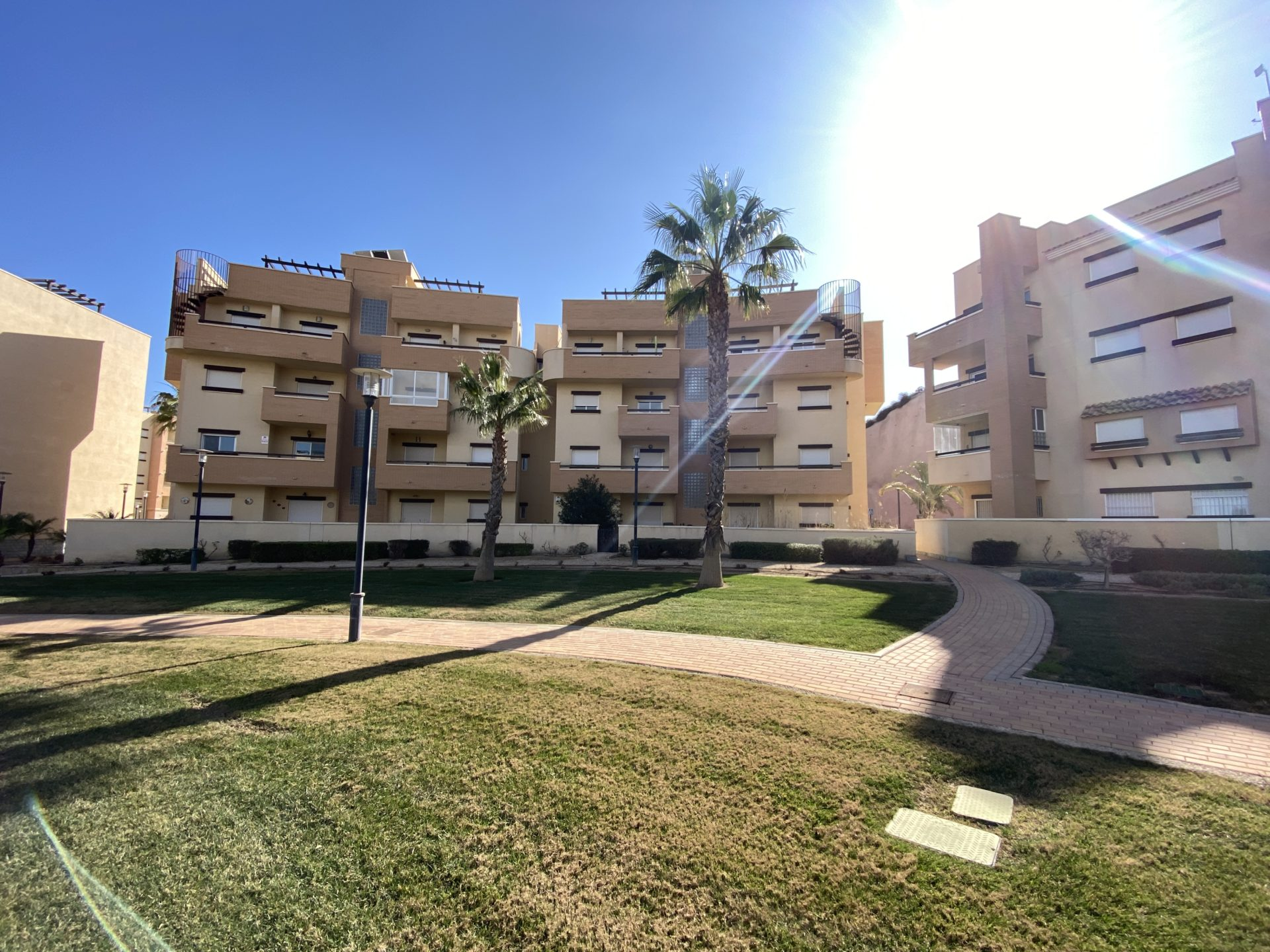 3 Bedroom 2 Bathroom TURNKEY Apartment on La Tercia
