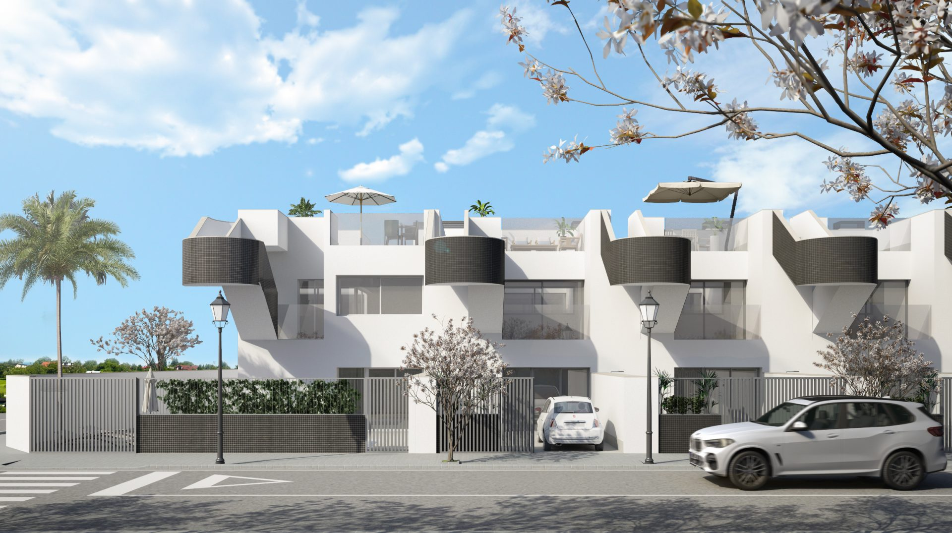 Exclusive Development 9 only 3 Bed 2 Bath Townhouses