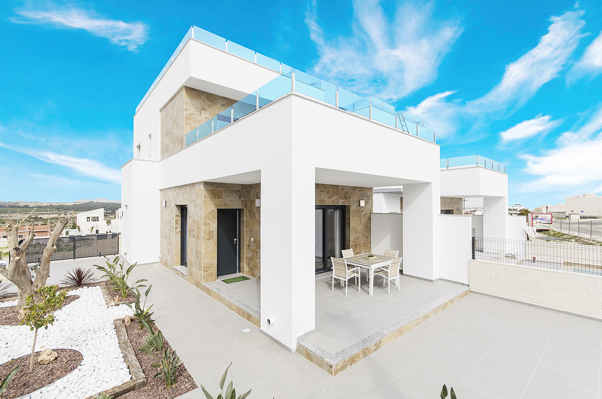 Don Benito Magnificent 3 Bed 3 Bath Villas In Benijofar 1