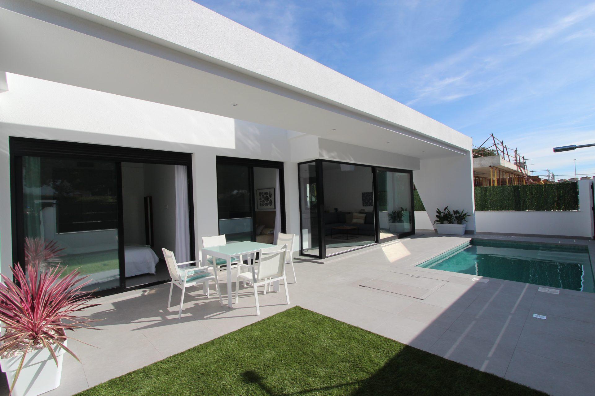 Stunning  1 Level 3 Bed Rio Verde Villas in Beautiful Location