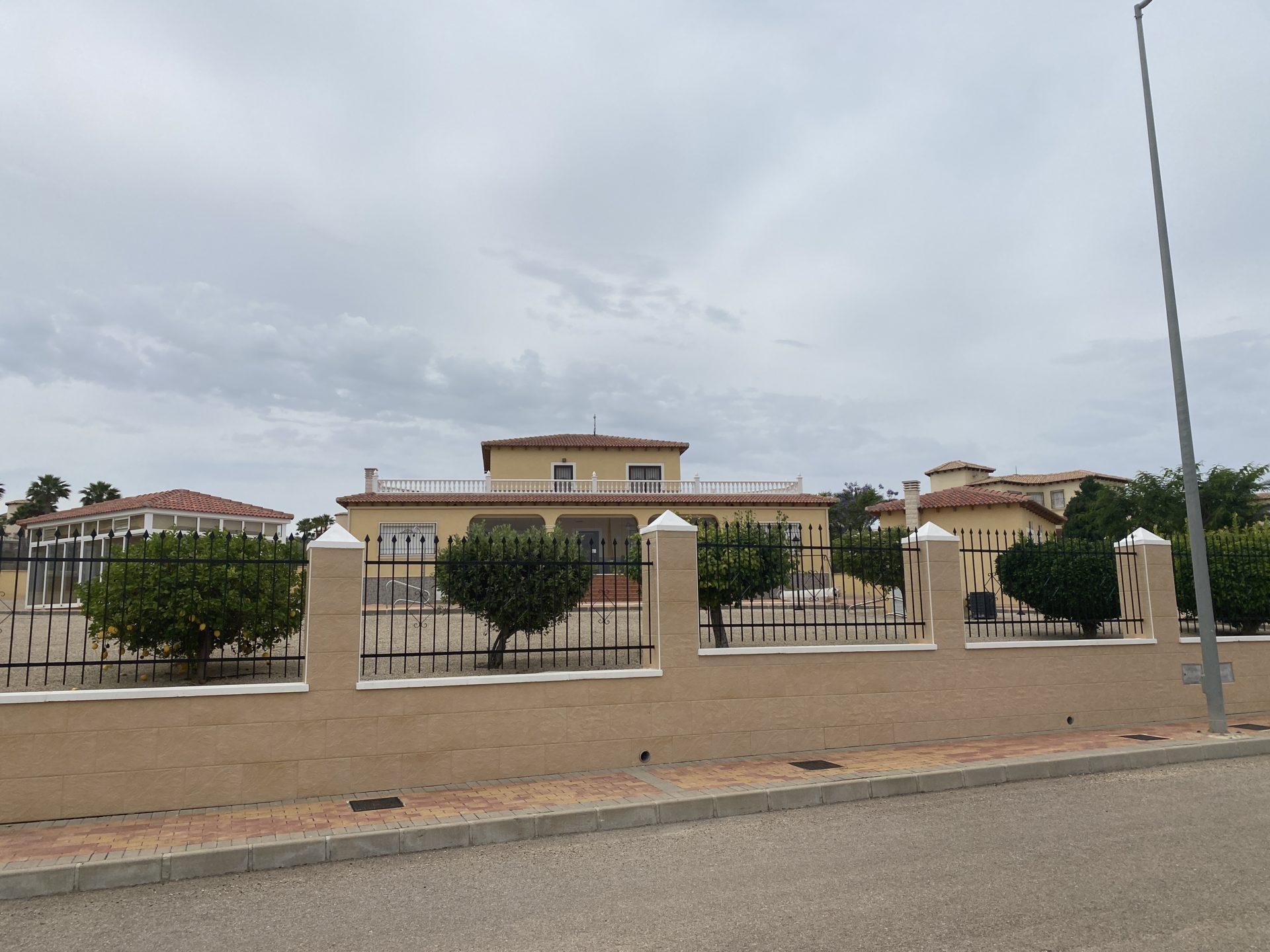 Campos del Rio 4 Bedroom Villa on Large plot