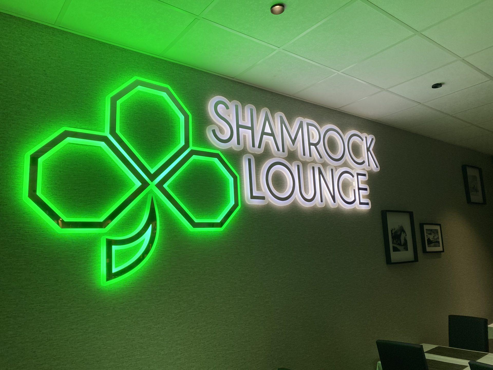 The Shamrock Lounge & Restaurant
