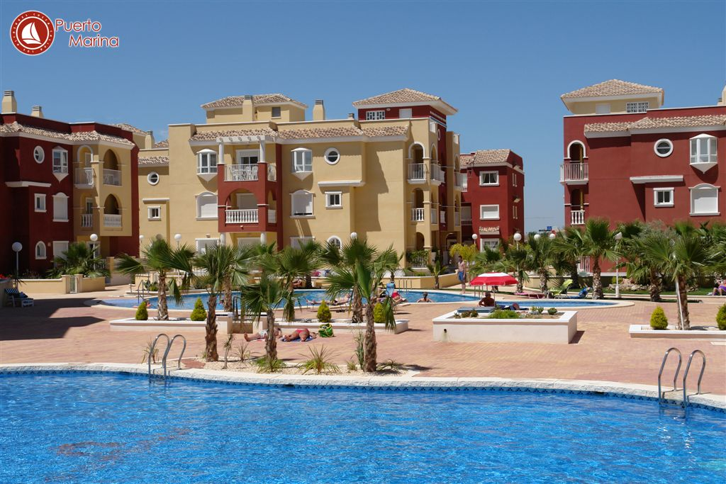 Puerto Marina 2 Bedroom Apartment with Pool Views 2